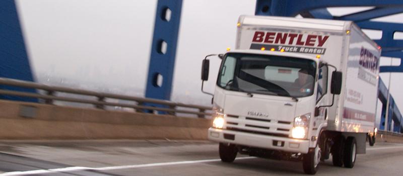isuzu truck rental