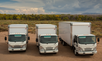 New Isuzu Trucks for Sale